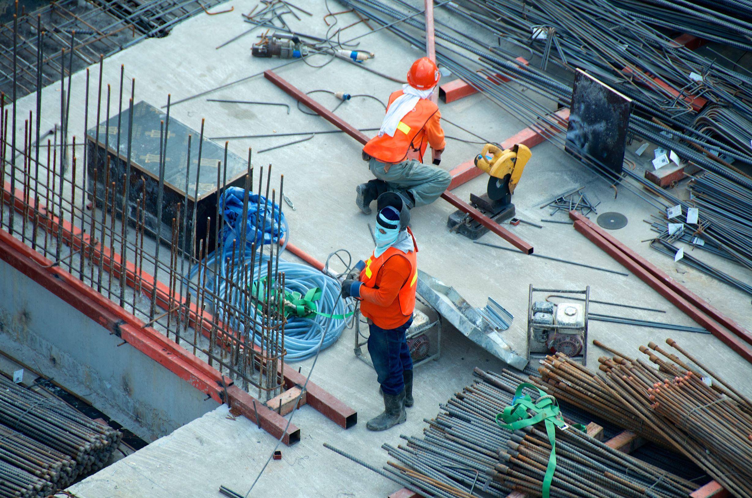 construction temporary